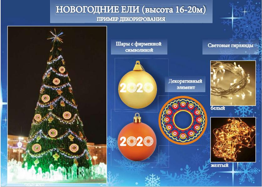 К Новому году Киров украсят дымкой и кружевом