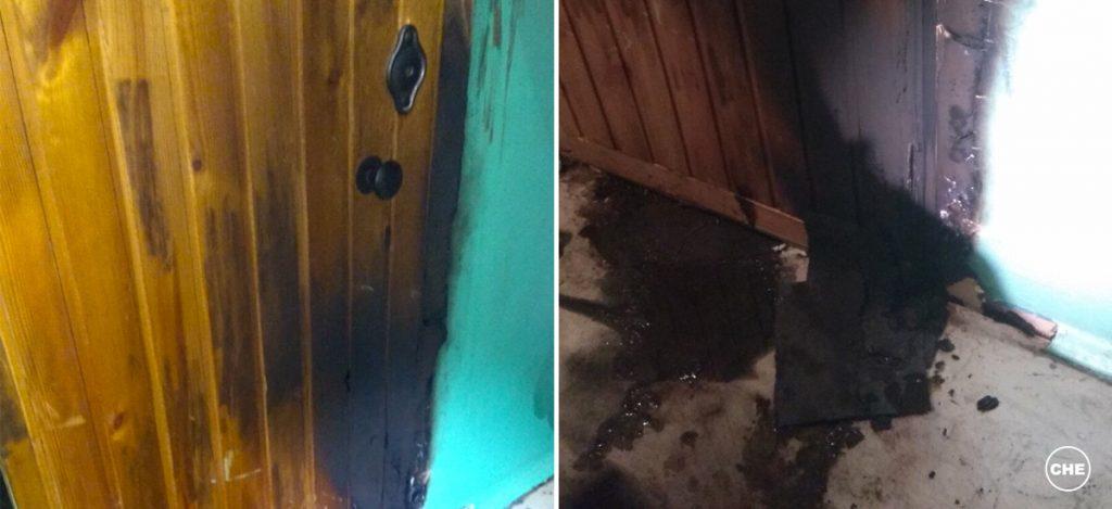 В Кирово-Чепецке активизировался неизвестный поджигатель