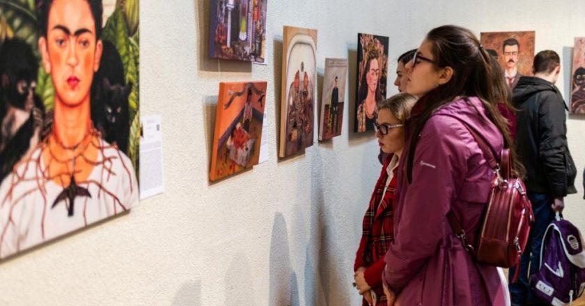 В Кирове откроется выставка картин Фриды Кало