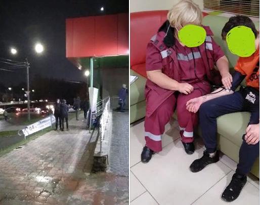 В Кирове вечером на улице 15-летнему парню стало плохо