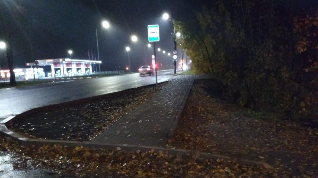 В Новом Сергеево начали останавливаться автобусы