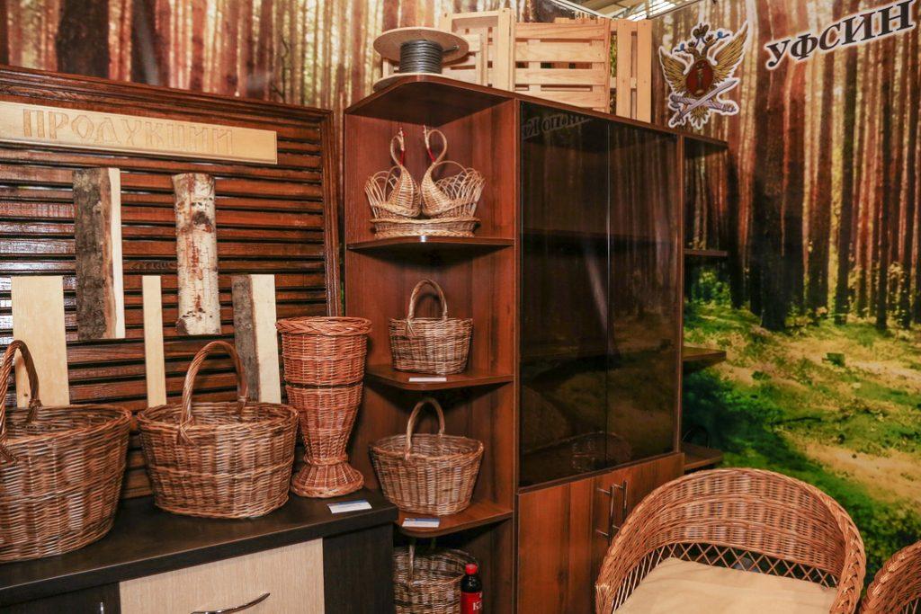 Осуждённые Кировской области представили свою продукцию на выставке в Москве
