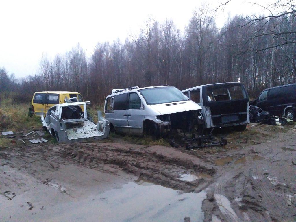 В Кирове ликвидировали свалку старых машин