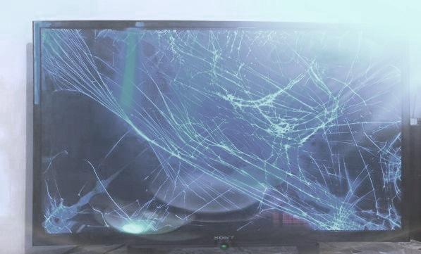 В Кировской области арестовали телевизор