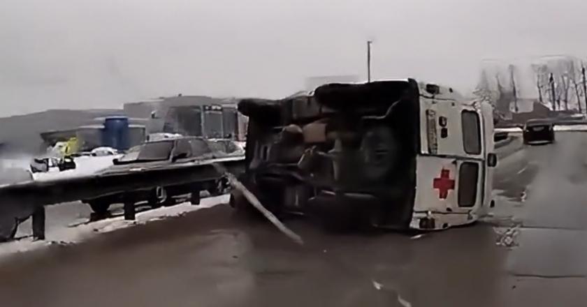 В Кирове шестилетняя девочка выжила в двух ДТП за день