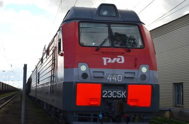 Локомотивное депо Лянгасово Горьковской железной дороги пополнилось 60 электровозами