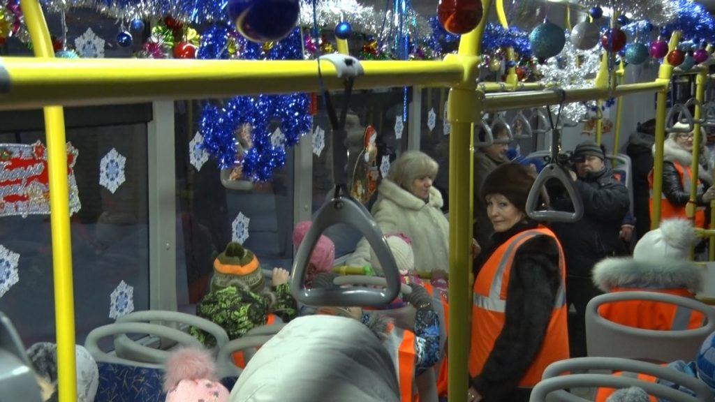 В новогоднюю ночь в Кирове будут работать 6 маршрутов