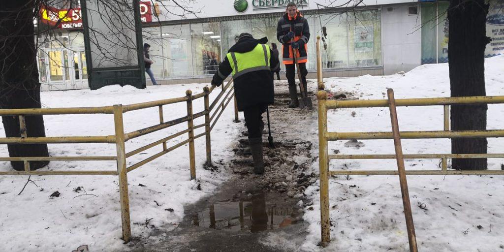 Киров попал под влияние погодной аномалии