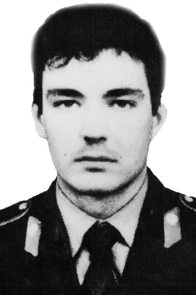 младший сержант Козулев Д.В
