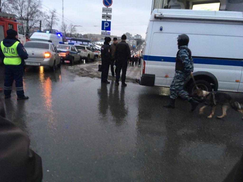 В Кирове эвакуировали поликлинику