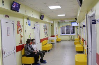 Поликлиника областного противотуберкулёзного диспансера начала работу в полную мощность после капремонта