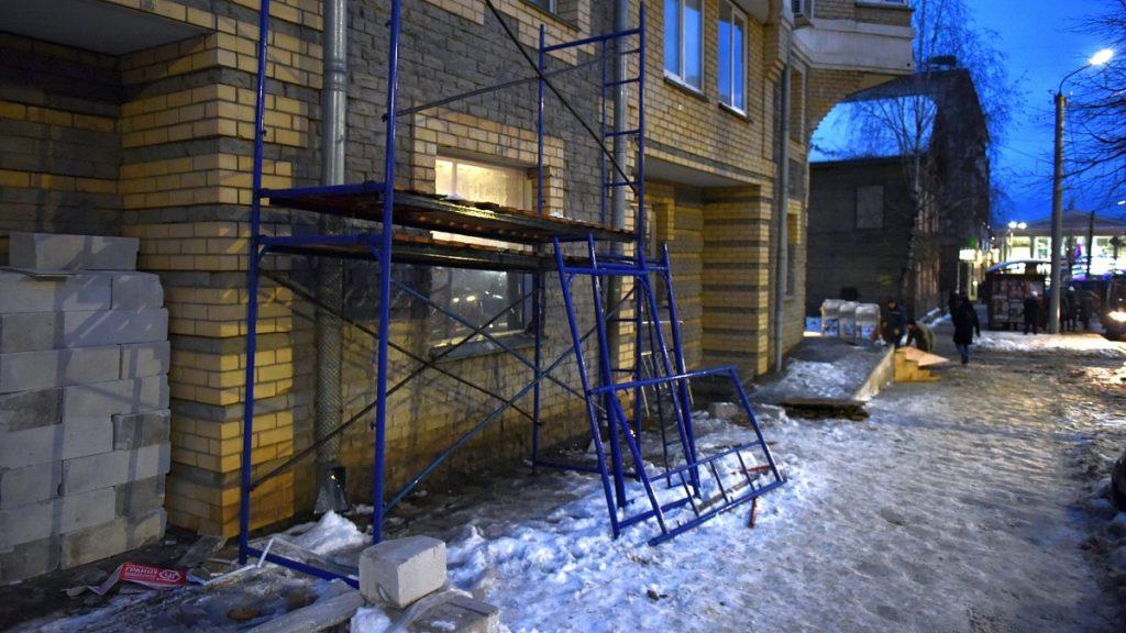 Перепланировку в здании на Воровского, 11 признали незаконной