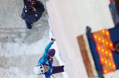 Кировчанка стала обладателем Кубка мира по ледолазанию