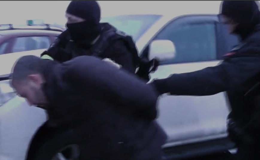 В Кирове задержали членов опг