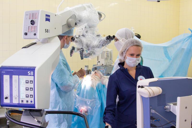 В Кировской областной клинической больнице за год пролечено рекордное количество пациентов
