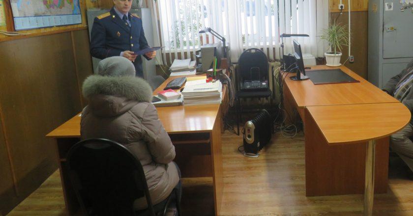 В Кировской области горе-мать оставила детей одних дома без еды и отоления