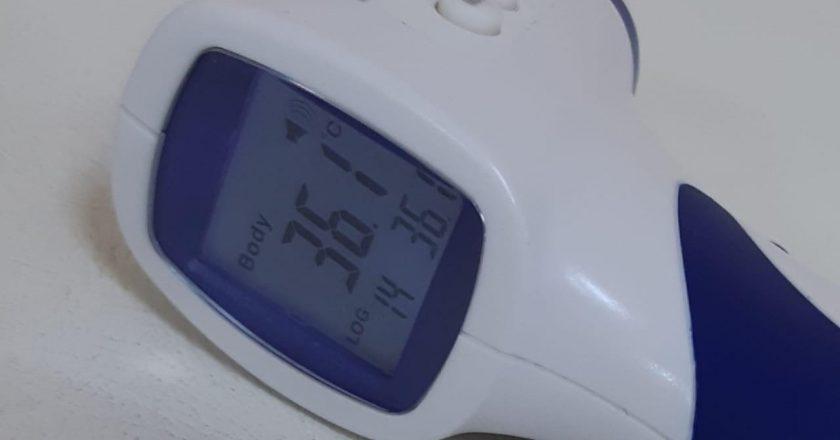 Пассажирам, прибывшим в аэропорт Победилово, начали измерять температуру