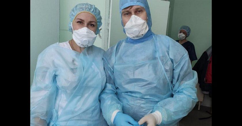 «Это наша работа, мы знали, на что идем». Кировский врач-инфекционист рассказал о борьбе с коронавирусом в регионе