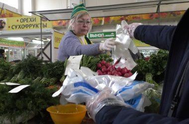 «Центральный рынок» планирует доставлять продукты на дом
