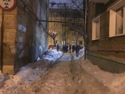 Дело кировчанки, погибшей от схода снега с крыши, направлено в суд