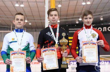 Кировский спортсмен привёз серебро всероссийских состязаний «Серебряные коньки»
