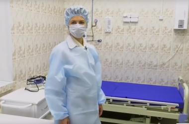 В инфекционной больнице показали, как выглядят боксы для пациентов с коронавирусом