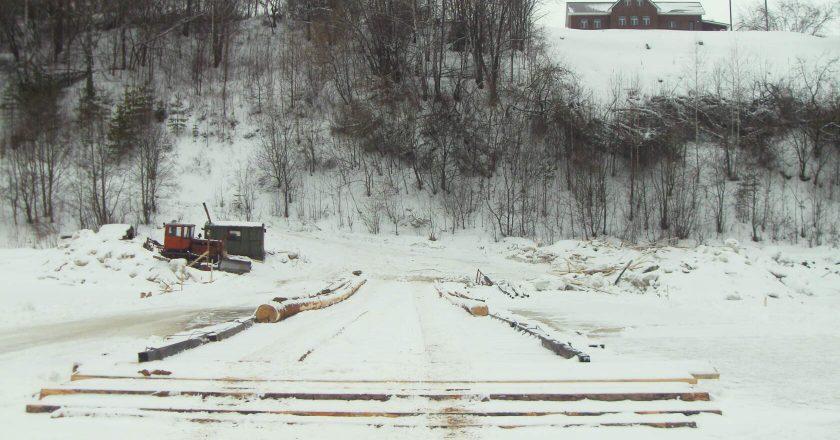 В Лебяжье бульдозеры уничтожают памятник археологии