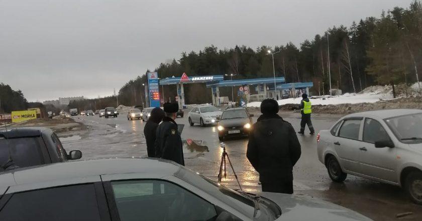 В Чепецке мужчину лишили автомобиля за вождение в пьяном виде