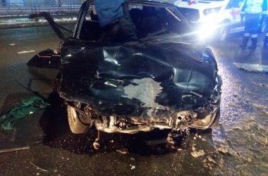 Подросток устроил ДТП с 4 ранеными в Кирове