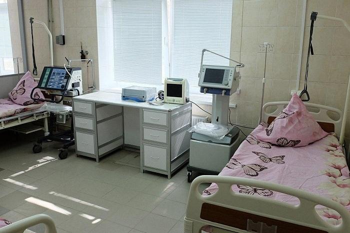 В Кирове открыли крупный госпиталь для больных коронавирусом