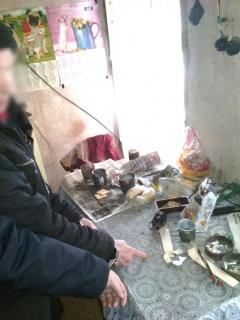 В кировской области мужчина убил жену ,помешавшую ему спать