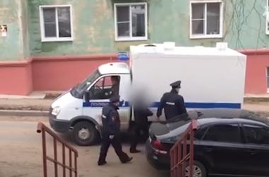 полиция следовантели задержан