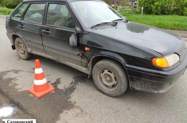 В Кирове сбили двух пешеходов