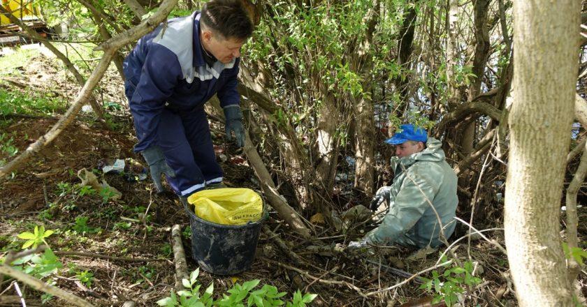 В Кирове ликвидируют свалку медицинских отходов
