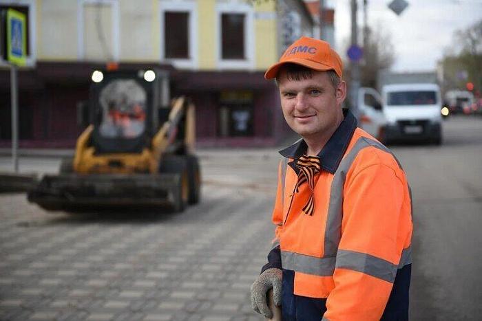 В Кирове отремонтировали первые улицы в рамках федерального проекта «Улица Победы»