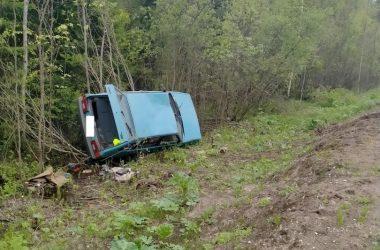 В Кировской области в ДТП пострадала девушка