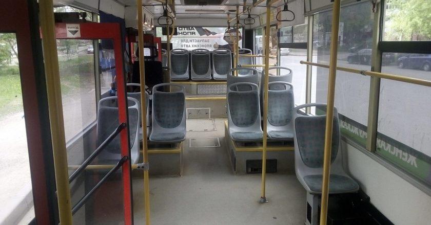 автобусы и троллейбусы в Кирове