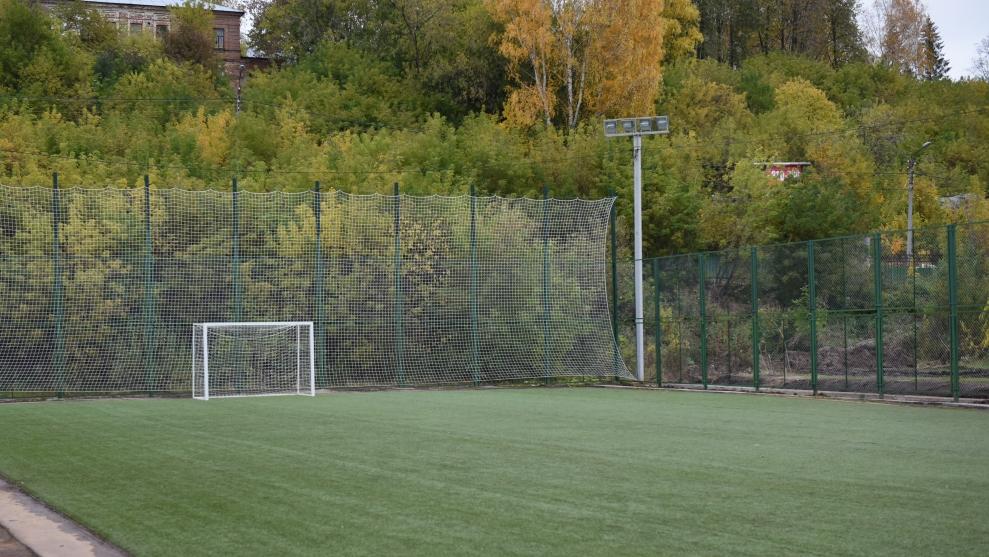 В Кирове хотят частично отремонтировать стадион «Трудовые резервы»