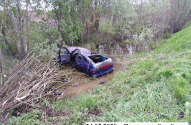 В Кировской области в ДТП пострадали два человека