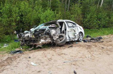 В Кировской области один человек погиб, трое пострадали