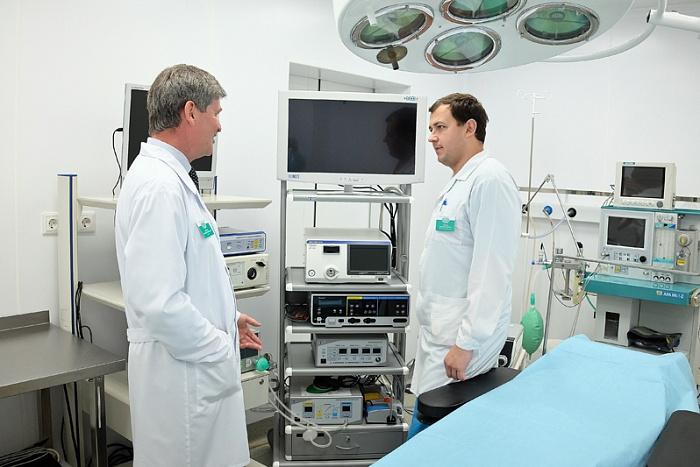 В Кировской области для пациентов с ожирением провели первые операции по уменьшению желудка