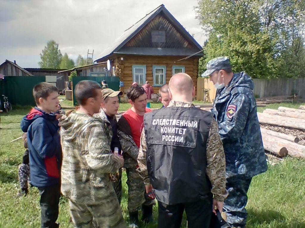 В Кировской области вторые сутки ищут четырехлетнего ребенка