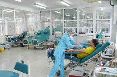 Пять кировчан сдали плазму для лечения больных коронавирусом