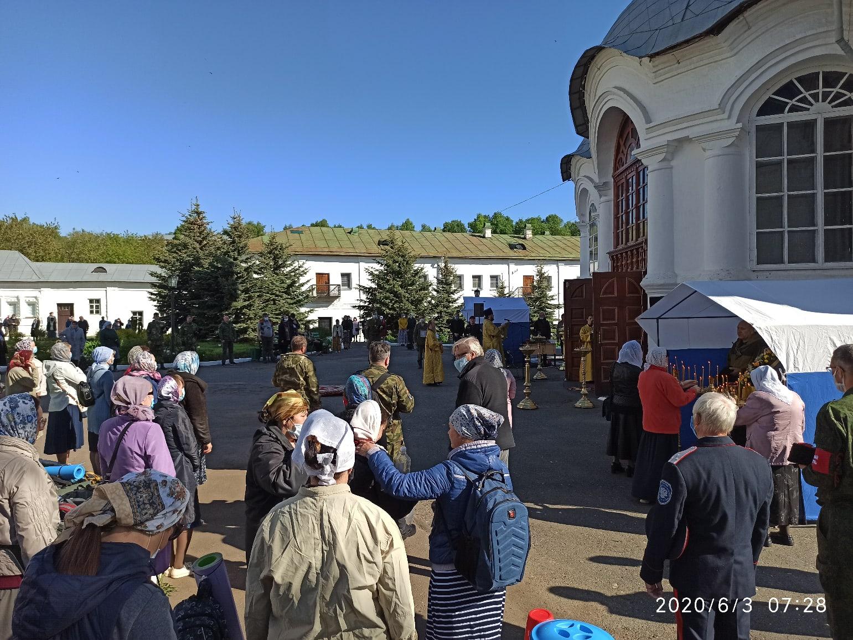 В Кирове начался великорецкий крестный ход 2020