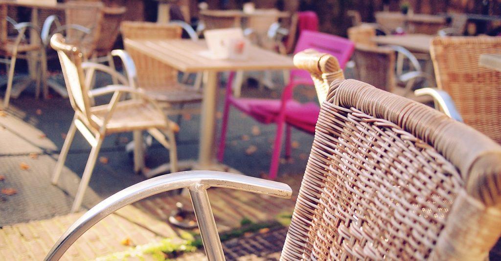 летнее кафе в Кирове