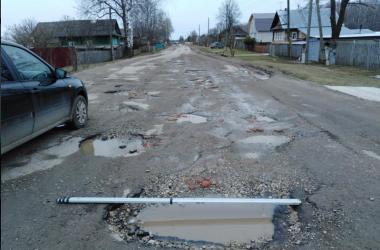 прокуратура требует отремонтировать дороги в Оричах