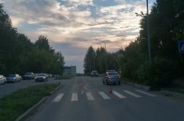 В Кирово-Чепецке сбили 5-летнюю женщину