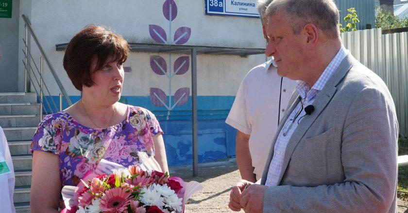 В Кипровской области медсестре дали премию за спасение утопающего