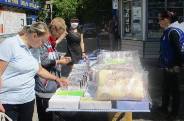 В Кирове закрыли несанкционнированный прилавок
