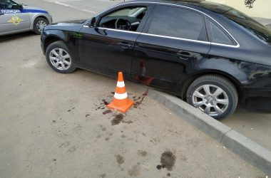 В Кирове женщину сбила её собственная машина